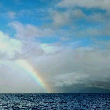 Rain and Rainbows  by kjgordon
