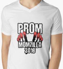 Prom Momzilla 2018 Funny Prom Mom Men's V-Neck T-Shirt