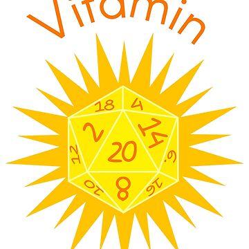 Vitamin D by mydragonzeatyou