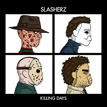 Slasherz by mikehandyart