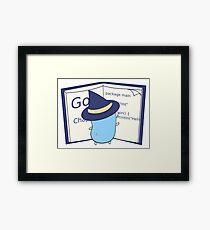 Golang Go Framed Print