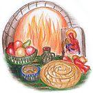 Budni Vecher, Christmas Eve, Celebration by aveela