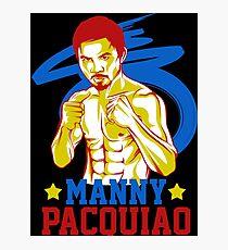 Manny 2 Photographic Print