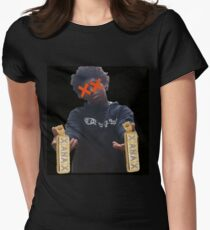 Grievance Committee- Xanax Tee Women's Fitted T-Shirt