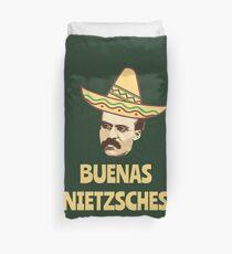 Lustiger Mexikaner Friedrich Nietzsche Bettbezug
