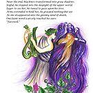 Orpheus and Eurydice  by aveela