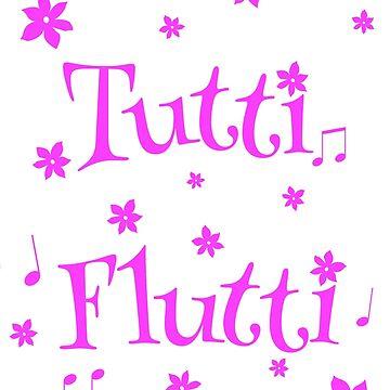 Tutti Flutti by MBiBtYB