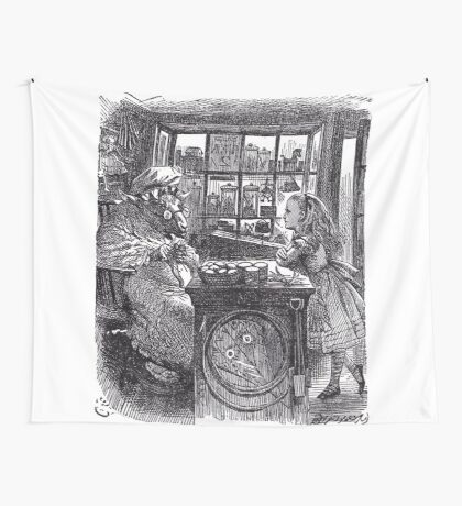 Sheep Shop Wall Tapestry