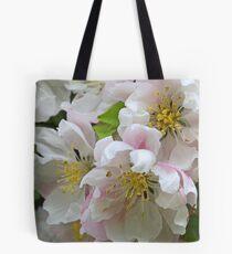 Crabapple Blooms 7 052018 Tote Bag