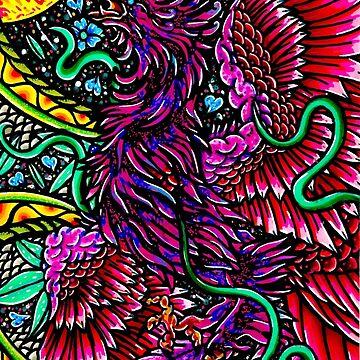 Dark Phoenix  by Thoricartist