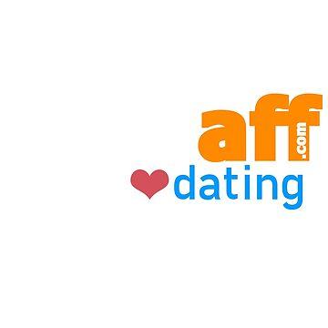 TapsAff Dating Logo by OctoberFifteen