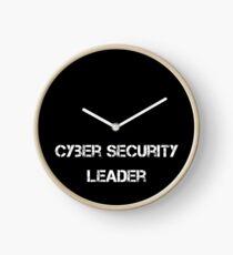 Cyber Security Leader Uhr