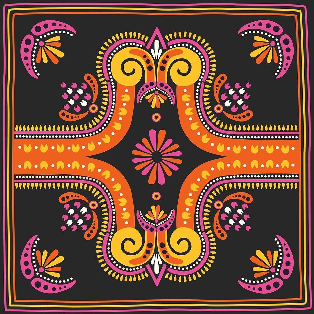 Holi Woodstock  by caligrafica