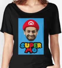 Super Mo - Mohamed Salah - Liverpool FC Women's Relaxed Fit T-Shirt