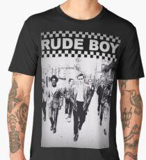 Rude Boy Men's Premium T-Shirt