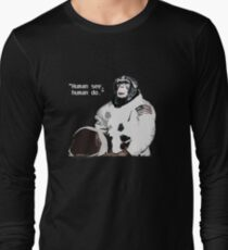 Ape Astronaut Long Sleeve T-Shirt
