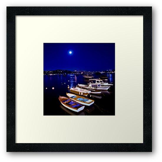Istanbul Nights by Kuzeytac