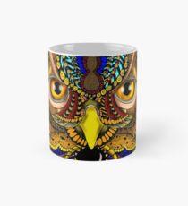Ornate Owl in Color Classic Mug