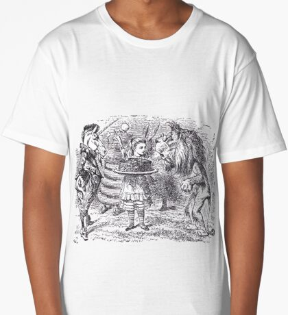 The Lion and the Unicorn Long T-Shirt