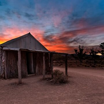 The Old Moxans Hut by Davo1812