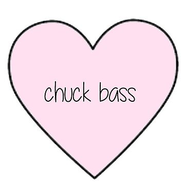 Chuck Bass Heart de dddaniwilliams