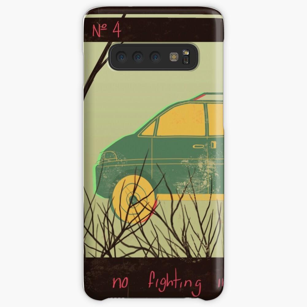 No Fighting Case & Skin for Samsung Galaxy