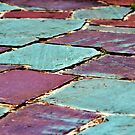 Colorful Stepping Stones by Cynthia48
