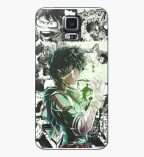 Midoriya Izuku My Hero Academia Case/Skin for Samsung Galaxy