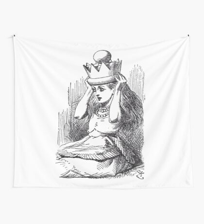Queen Alice Wall Tapestry