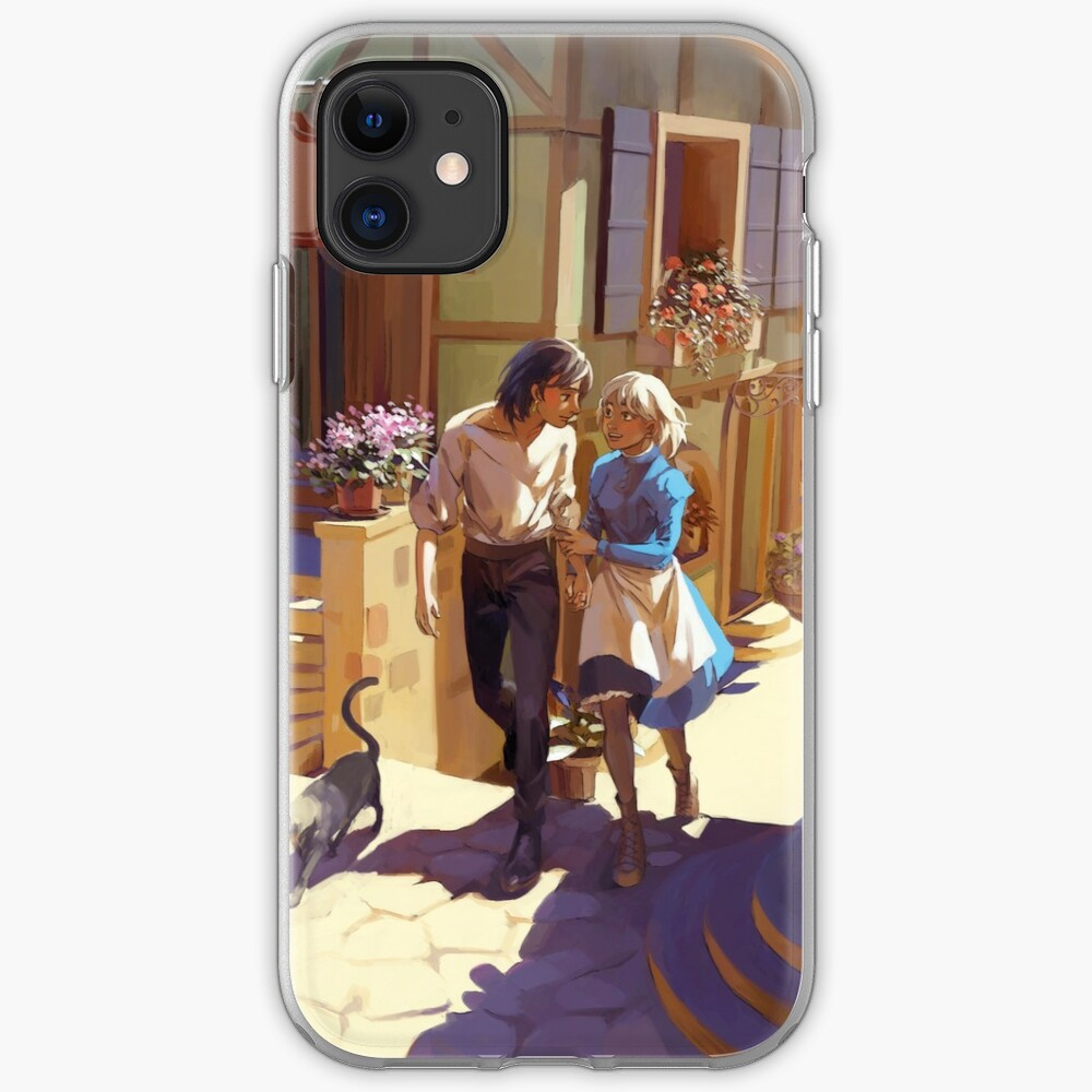 Howl's Moving Castle iPhone Case & Cover