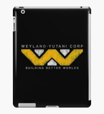 Weyland Yutani - Grunge iPad Case/Skin
