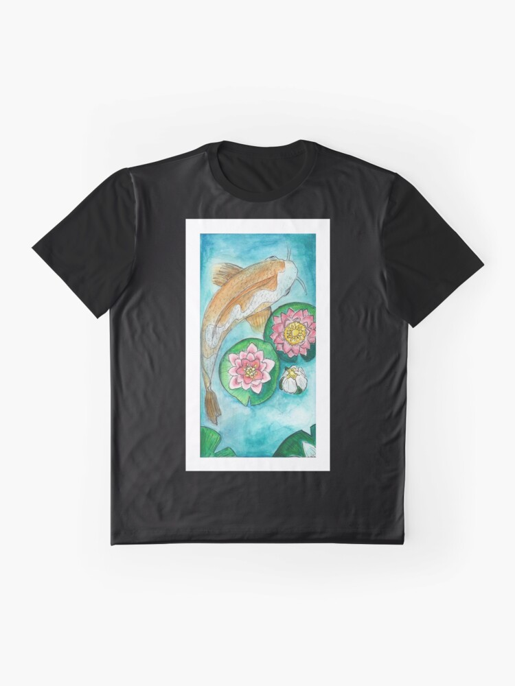 Alternate view of Pisces Graphic T-Shirt