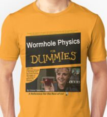 Wormhole Physics For Dummies T-Shirt