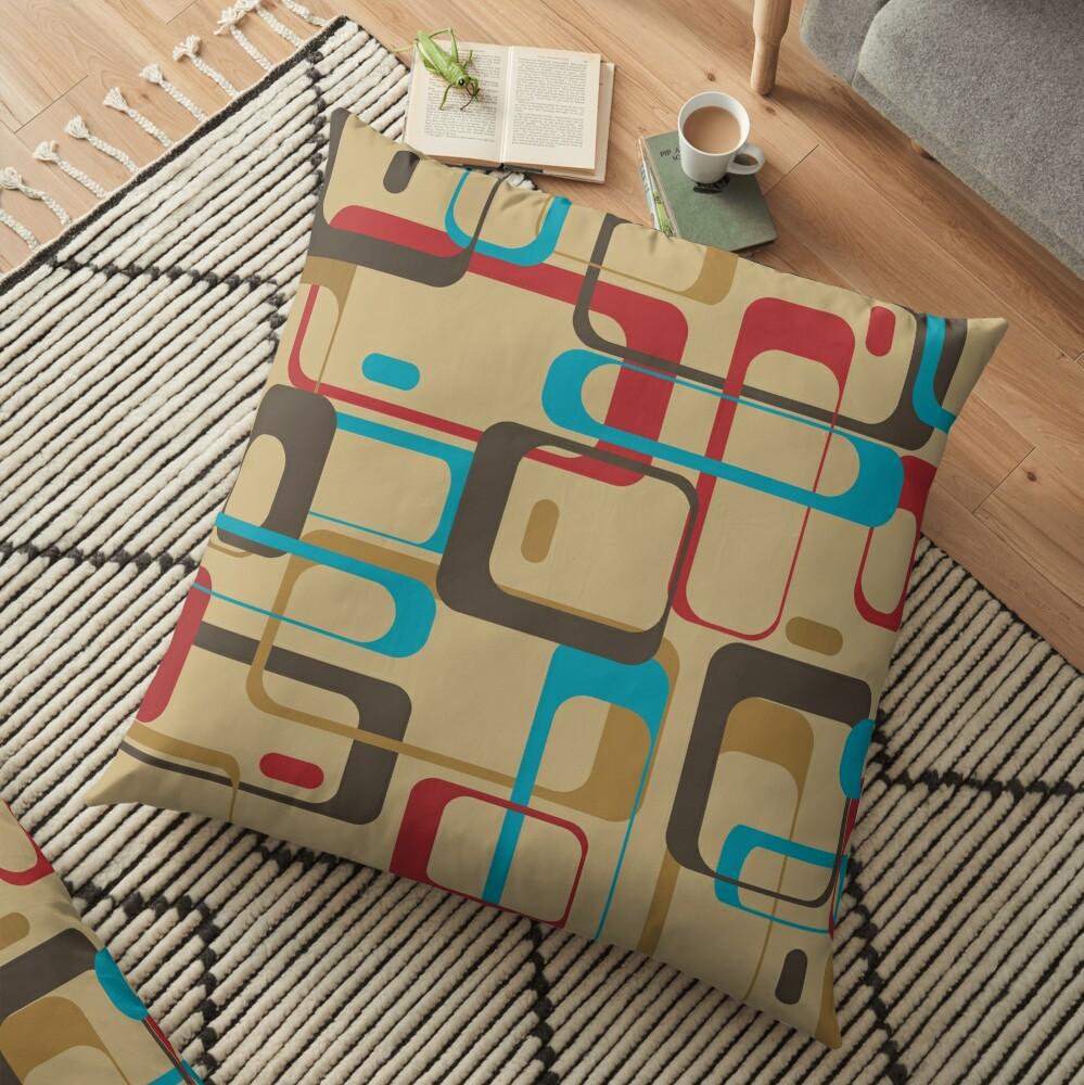 MCM II Floor Pillow