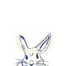 Blue Rabbit  by missamylee