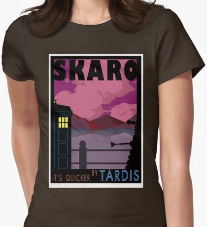 SKARO QUICKER BY TARDIS T-Shirt