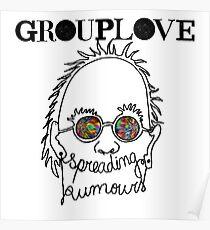 Grouplove verbreitet Gerüchte Poster