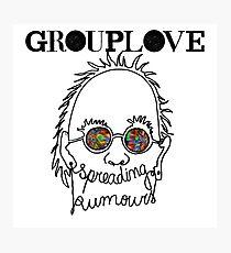 Grouplove Spreading Rumours Photographic Print