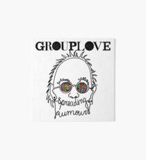 Grouplove Spreading Rumours Art Board