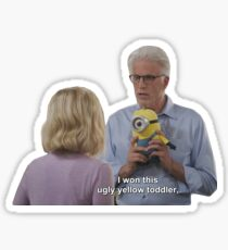 the good place Sticker