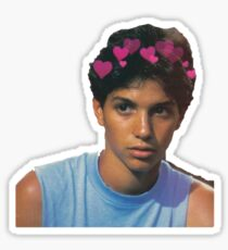 Young Ralph Macchio Sticker