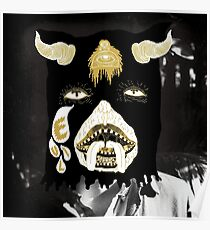Evil Friends Portugal. The Man Poster