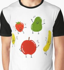Fruitful Discussion Graphic T-Shirt