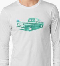 Vintage Surf Truck Long Sleeve T-Shirt
