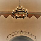 Old Mission Chandelier by Martha Sherman