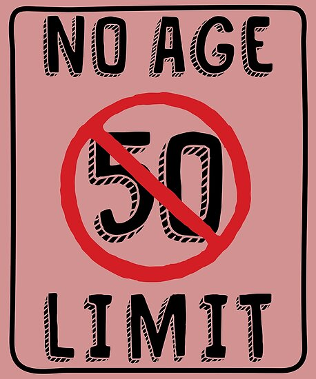 No Age Limit 50th Birthday Gifts Funny B Day For 50 Year Old