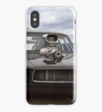 Mustang Mickey's 'Quarter Pounder' II iPhone Case