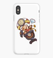 The Mushroom Adventurer iPhone Case