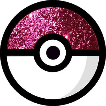 Glitter Pokemon by pearl-paradise
