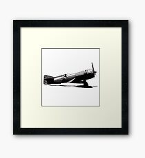 Marcoux Bromberg R-3 Framed Print